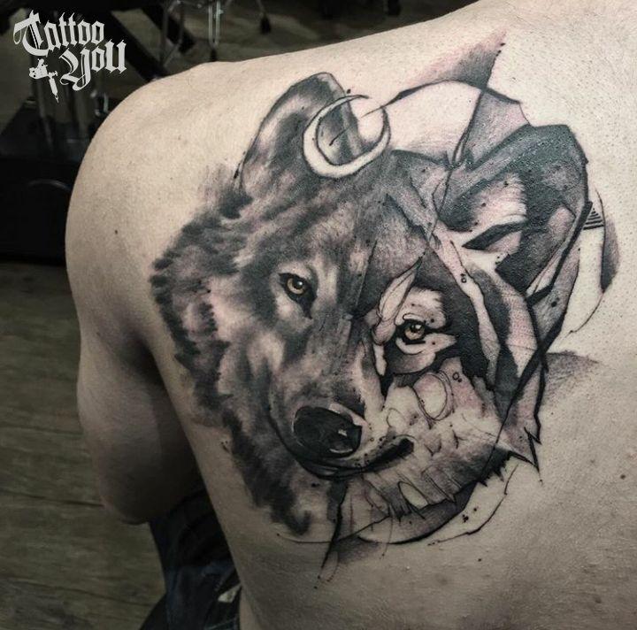Tattoo feita pelo Artur