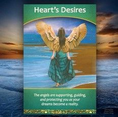 Heart's Desires - dreams become reality. I believe in that.
