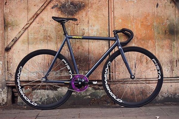 Campagnolo pista #kagero #bike #fixed