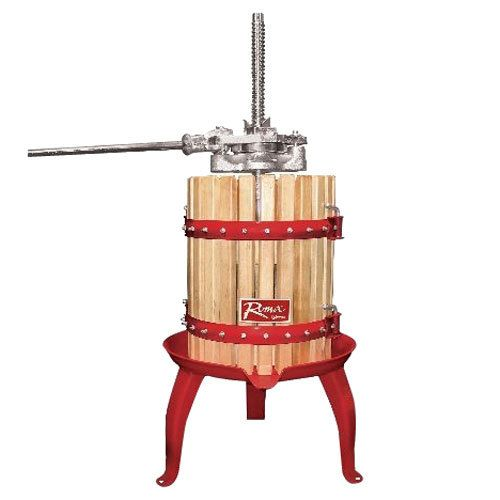 Weston 05-0101 18 qt. Roma Fruit and Wine Press