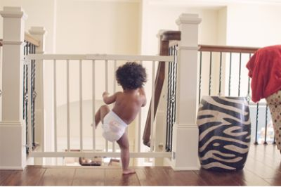 Perhaps you're about to become a grandparent, or aunt/uncle. No matter if a little one is coming into, or is already in your life you're going to have to think about their safety within your home.