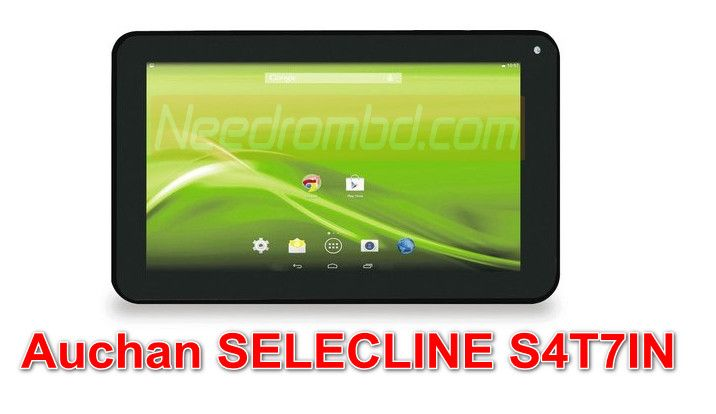 Auchan SELECLINE S4T7IN Firmware Free Download | Smartphone