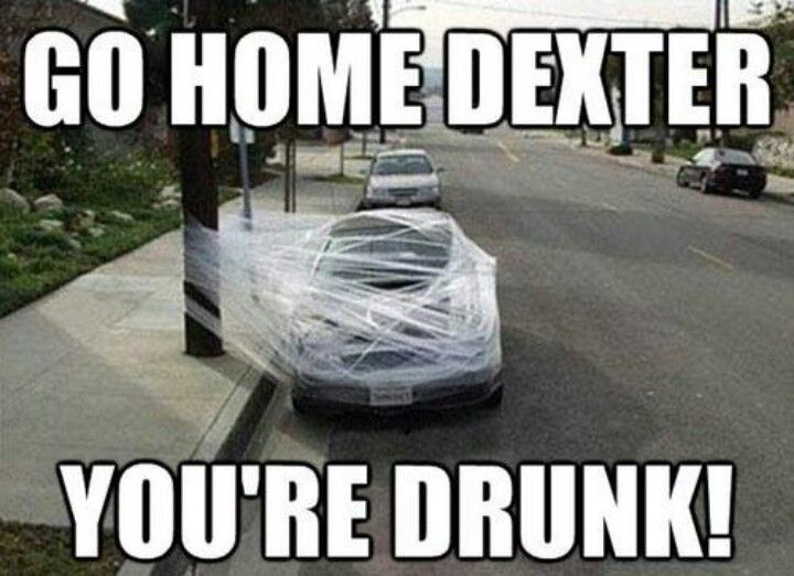 <3:-) hahaha this is so cute! Just finished watching Season 1 of Dexter with my Studly >;-)