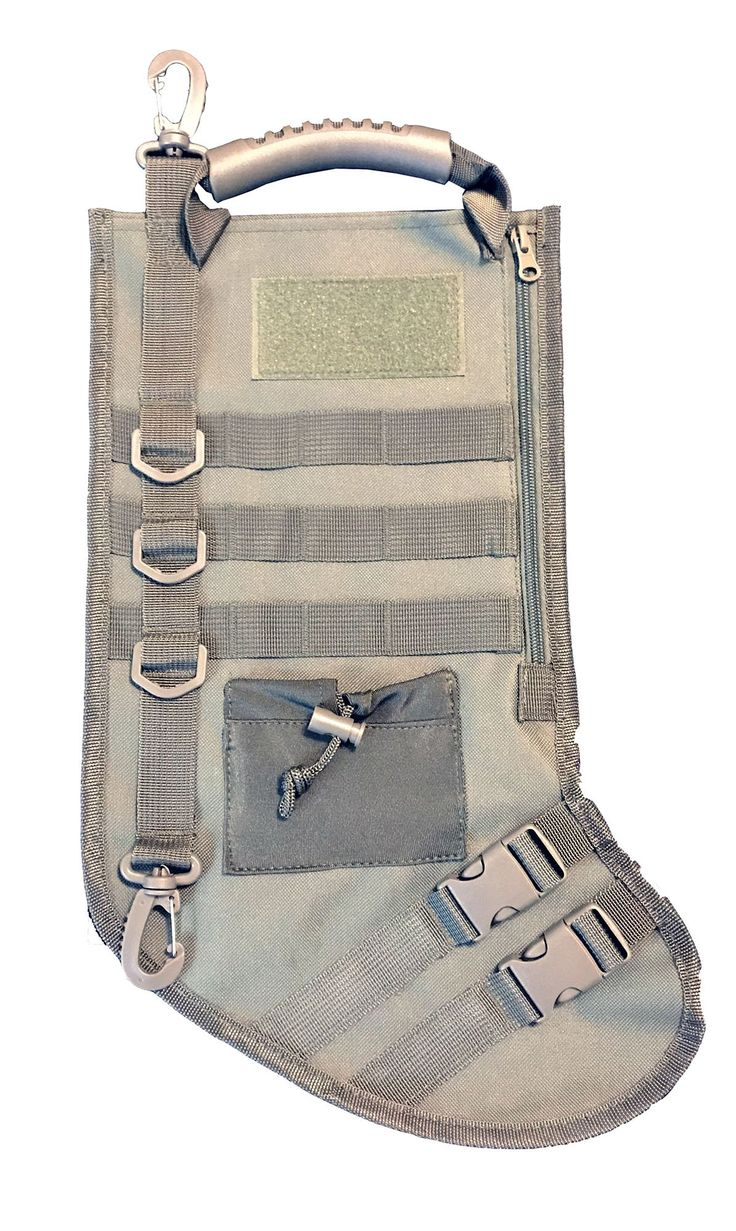 American Tactical Supply Co. Tactical Stocking (OD Green)