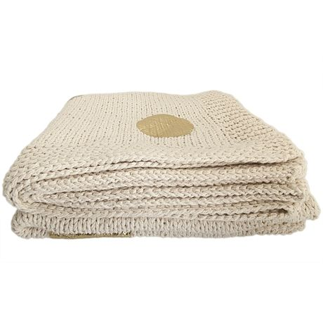 Gilt Limited Edition Throw 130x150cm in Multi Spot NEW $149 @ Freedom