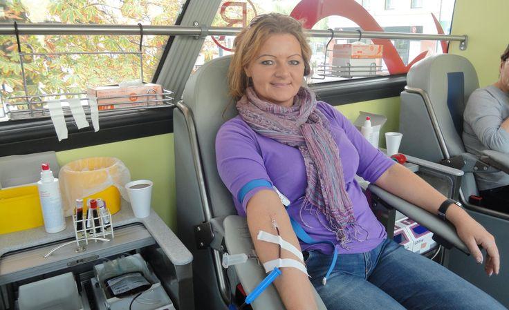 Agata S Ska dawca krwi, krwiodawca, krwiodawcy, krwiodawstwo, krew, hdk, blood donor, blood donation, blood