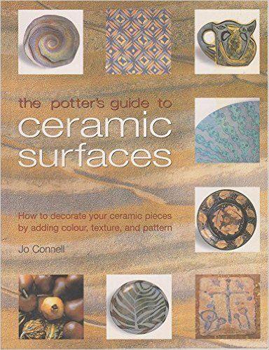 המדריך של פוטר למשטחי קרמיקה: ג'ו קונל: 9781861556080: Amazon.com: ספרים