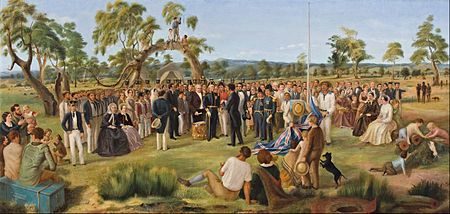 History of South Australia - Wikipedia, the free encyclopedia 1836 South Australia seceded from NSW