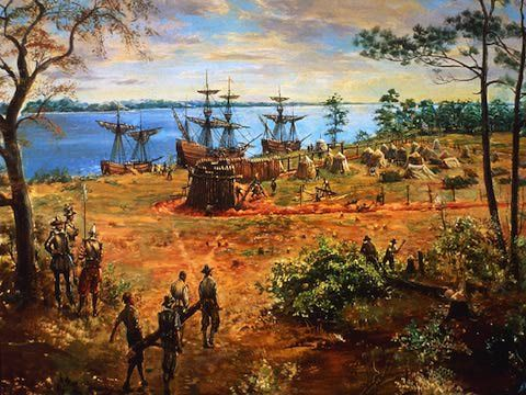 In this video, learn how the U.S. countries were initially divided: New England, the Middle Colonies, and Southern Colonies.
