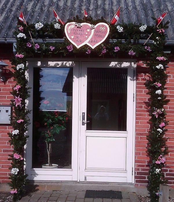 Bryllup, sølvbryllup, guldbryllup ... | Bøstrup Strandgård ...