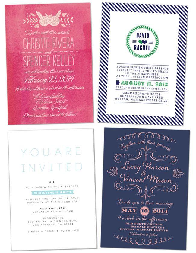 77 best Wedding Invitations & Stationery images on Pinterest ...
