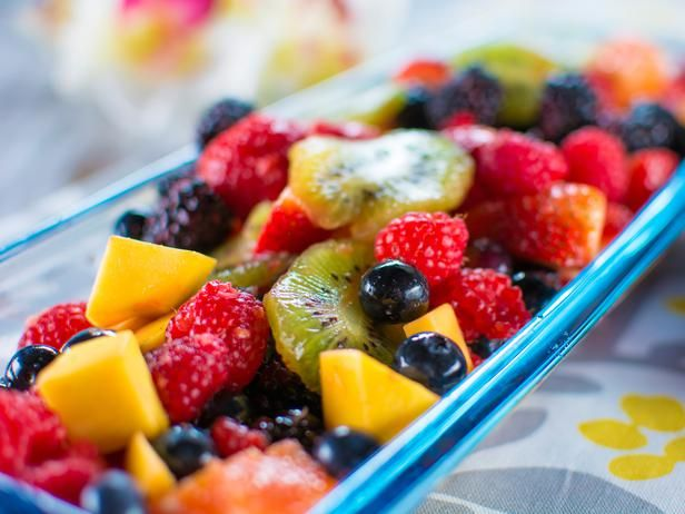 Hawaiian Fresh Fruit Salad Recipe
