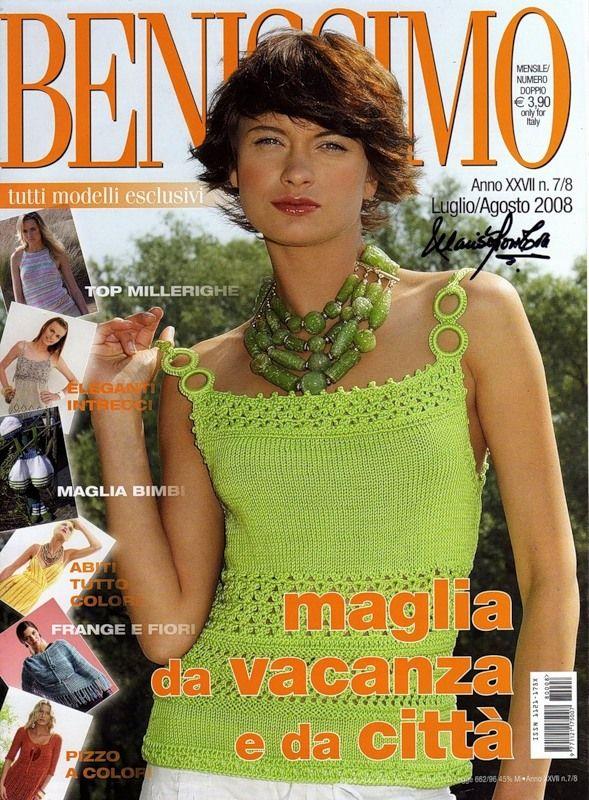 BENISSIMO LUGLIO-AGOSTO 2008