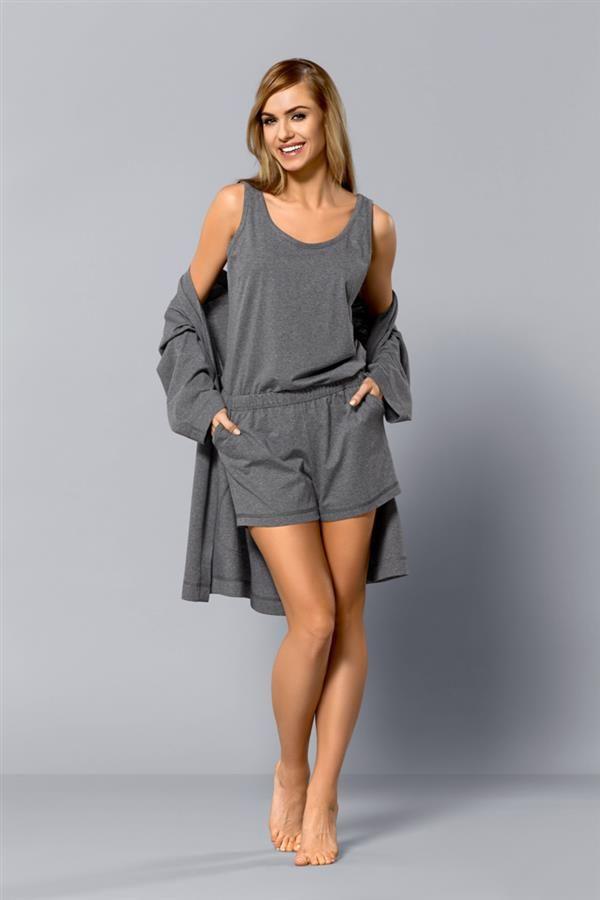 L&L SZLAFROK LAVA, bielizna damska L&L szlafroki, małe i duże rozmiary w e-Bielizna-Sklep, w ofercie modna tania nocna bielizna i odzież L&L w sklepie online.