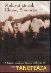 Moldvai táncok - Klézse, Somoska - néptáncoktató DVD - Tánc Pláza - Táncoktató DVD, Tánczene CD - webáruház, webshop