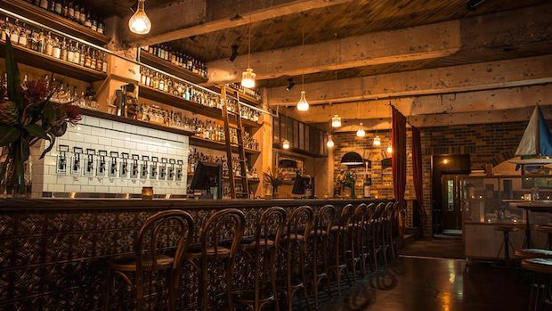Home of whisky and beer on Londsdale St Melbourne | Boilermaker House | dailyaddict.com.au