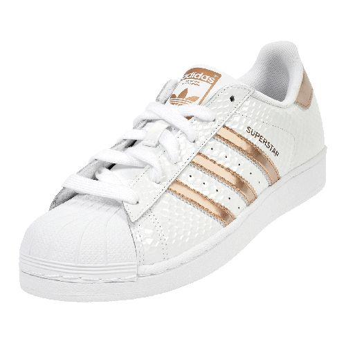 ADIDAS SUPERSTAR 'SNAKE' (WMS) now available at Foot Locker