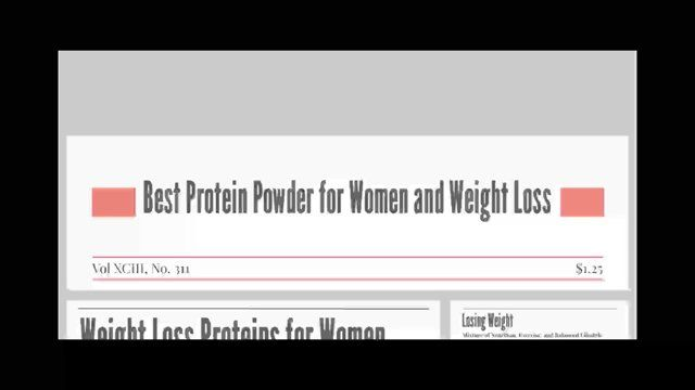 Best Protein Powder for Women and Fat Reduction Evaluation Unveiled by Health Nutrition News #low_calorie_protein_powder #gluten_free_protein_powder #whey_protein_powder_for_women #protein_powder_reviews #what_is_the_best_protein_powder #vanilla_protein_powder #best_whey_protein_powder_for_women #lean_protein_powder #Natural_protein_powder #pure_protein_powder #best_tasting_protein_powder #best_protein_powder_for_women #protein_powder_for_weight_loss
