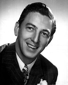 Ray Bolger (January 10, 1904 – January 15, 1987) was an American entertainer of vaudeville, stage (particularly musical theatre) and screen, and singer and dancer best known for his portrayal of the Scarecrow in The Wizard of Oz