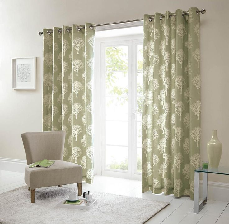25 Best Ideas About Green Eyelet Curtains On Pinterest