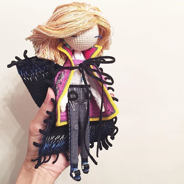 Amigurumi Anime Doll Pattern : 1000+ images about Amigurumi manga style dolls on ...