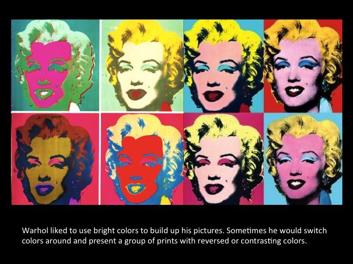 Art History for Kids: Pop Art, Andy Warhol - Art for kids