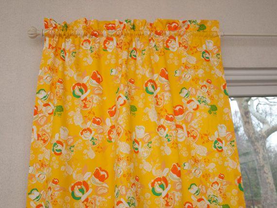 1000 idées sur le thème Orange Lined Curtains sur Pinterest