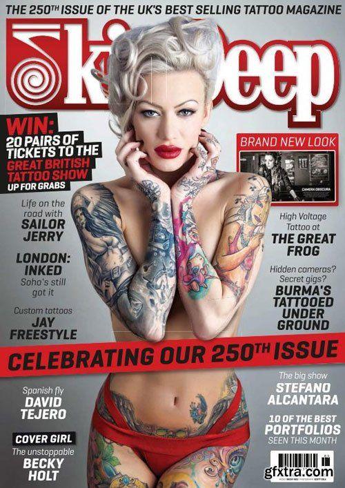 Skin Deep Tattoo Magazine - June 2015