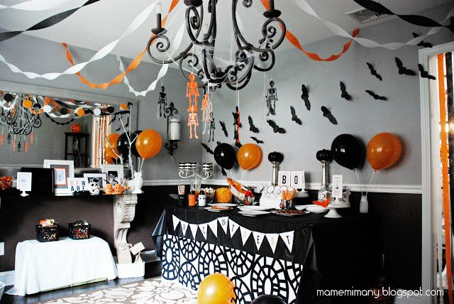 Do It Yourself Home Design: 16 Do It Yourself Halloween Home Decorating Ideas