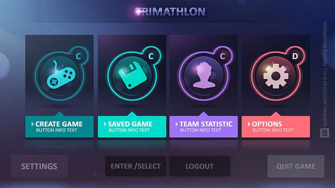 Trimathlon Math Game...