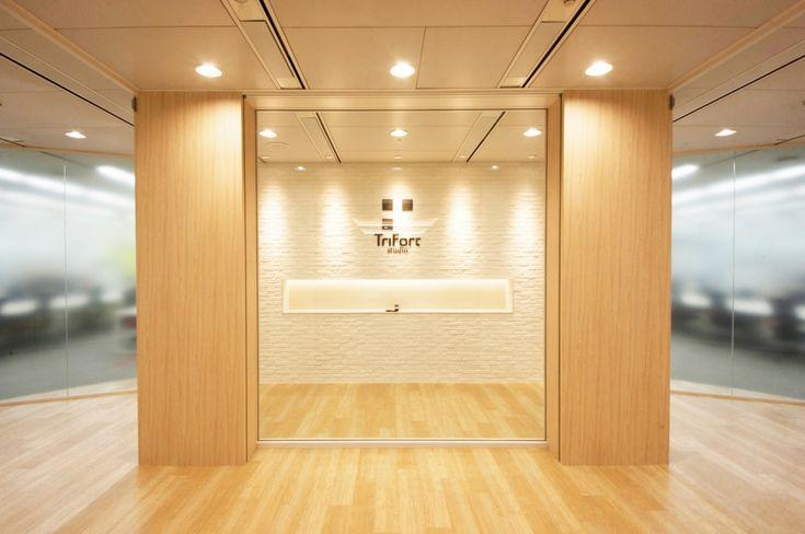 オフィスデザイン実績~デザインと機能性を兼ね備えたオフィス