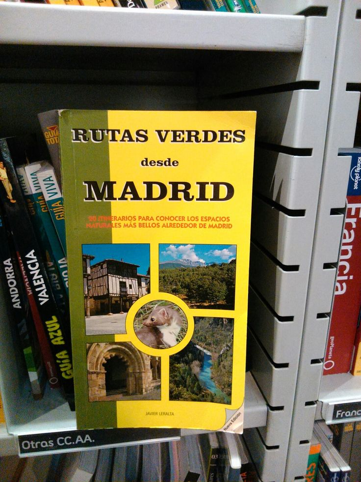Rutas verdes por Madrid