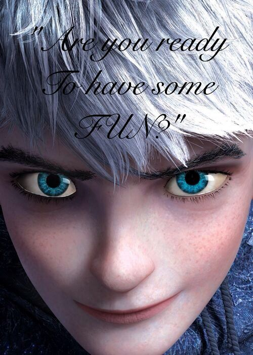 """Are you ready for some fun?"" Jack Frost edit by LexyMarkwell what do you guys think?"