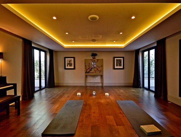 1000 Ideas About Yoga Room Design On Pinterest