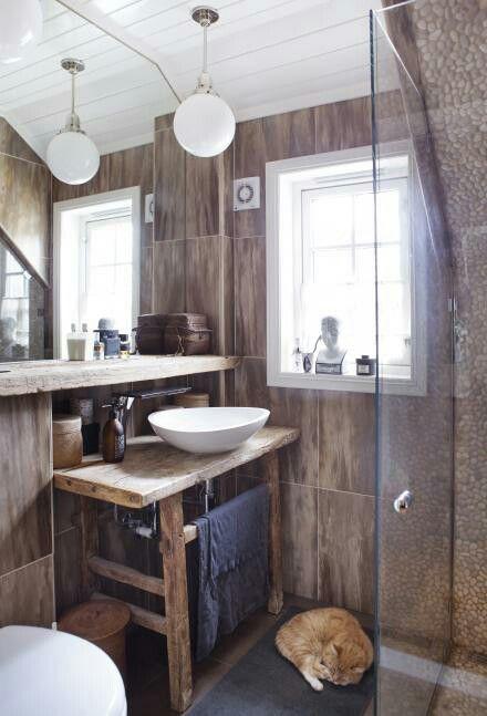De 108 beste bildene om Baderom på Pinterest  Moderne bad, Vakre bad ...