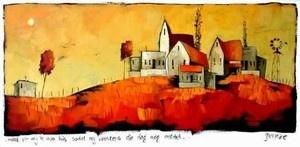 """""""Karoo farm houses"""""""