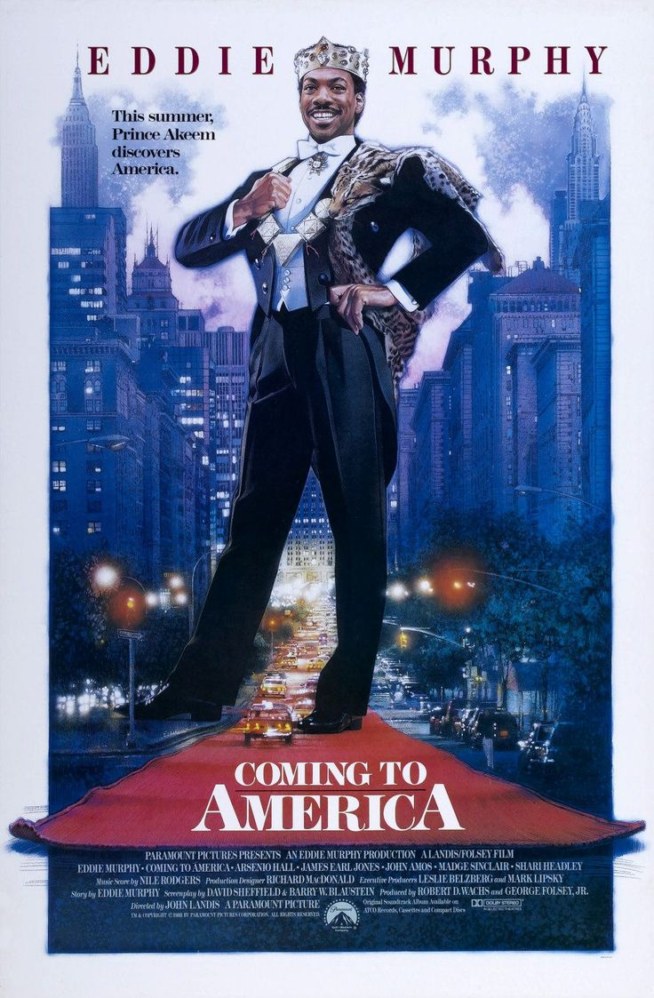"Coming To America (1988) - BLACK HOLLYWOOD FORWARD! - Money Train, FuTurXTV & Funk Gumbo Radio: http://www.live365.com/stations/sirhobson and ""Like"" us at: https://www.facebook.com/FUNKGUMBORADIO"