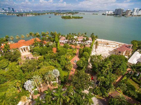 Nova construção - à venda imóvel de luxo, 46 Star Island Dr, Miami Beach, Miami-Dade County, Flórida   LuxuryEstate.com
