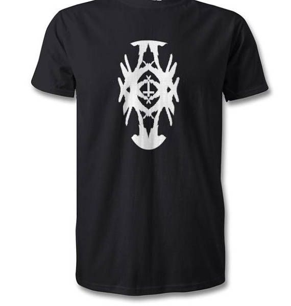 Face of death black tshirt
