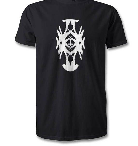 Face of death black tshirt