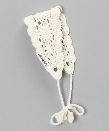 Cream White Crochet Headband by AdoraBelle PettiskirtsCrochet Stuff, Crafts Ideas, Cream White, Crocheted Headbands, Crafts Diy, Crafts Obsession, Crochet Pattern, Crochet Items, Crochet Headbands