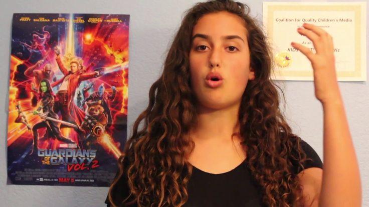 Film Review: Guardians of the Galaxy Vol. 2 by KIDS FIRST! Film Critic Talia J. #KIDSFIRST! #Disney #Marvel #GuardiansoftheGalaxy