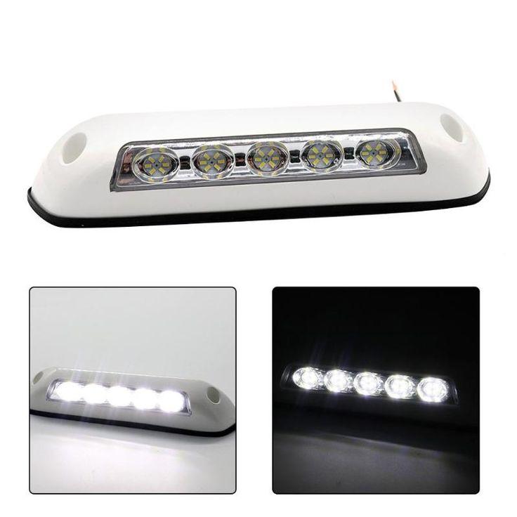 12V LED RV Awning Porch Light IP67 Waterproof LED Light ...