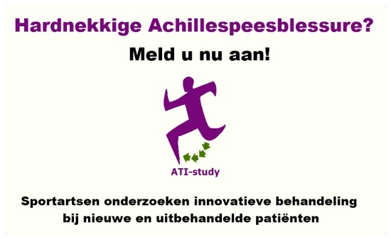 Achillespeesonderzoek