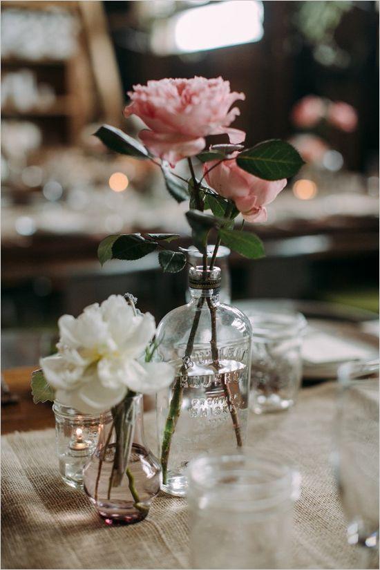 Handmade garden wedding. Captured By: Love Me Do Photography #weddingchicks http://www.weddingchicks.com/2014/10/13/handmade-garden-wedding/