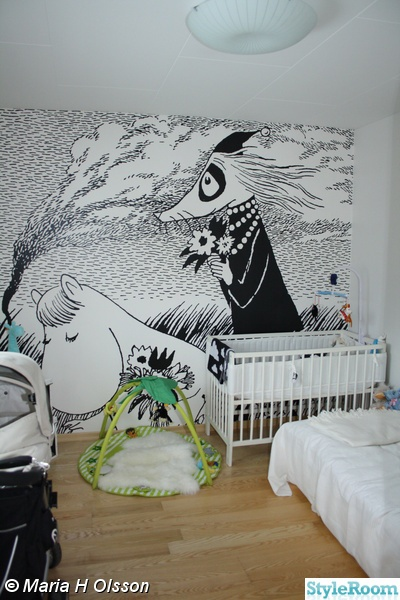 Wall paper for kids - StyleRoom.se