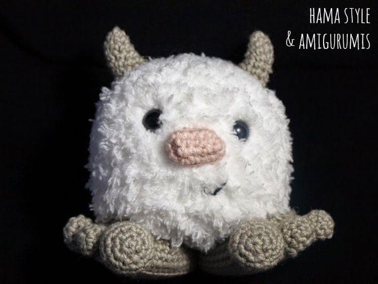 33 best Amigurimis images on Pinterest | Crochet dolls, Crochet ...