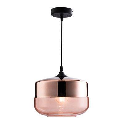 Endon Lighting 1 Light Mini Pendant
