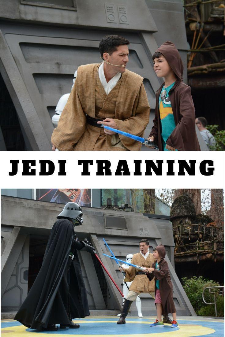 Treinamento Jedi no Hollywood Studios, os filhos e pais apaixonados pela saga amam essa atração, não deixe seu filhos de fora. #disney #hollywoodstudios #starwars #Padawan #jedi