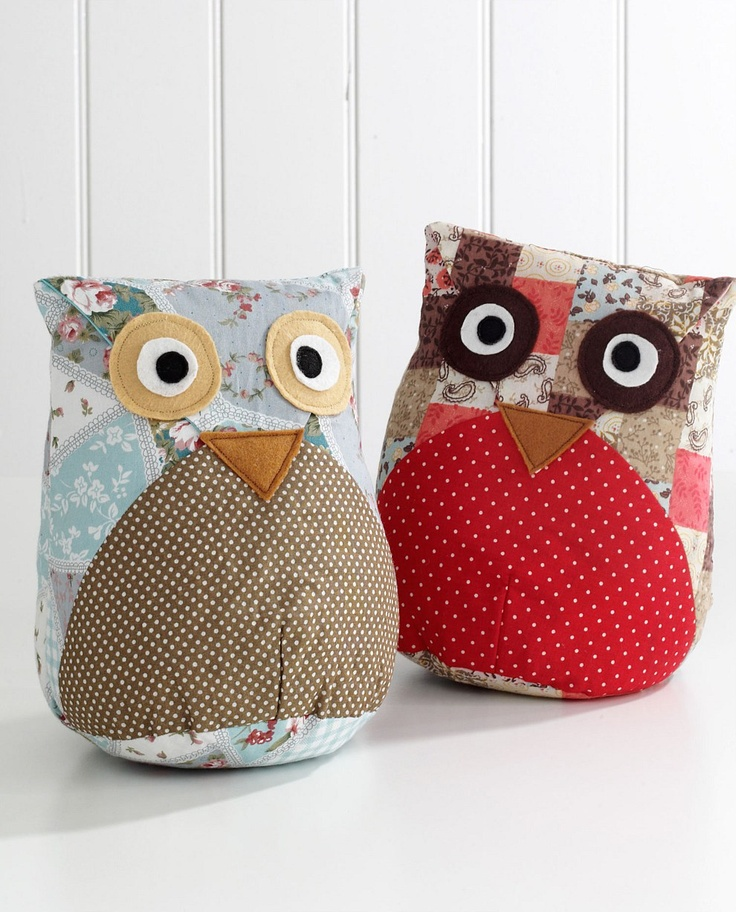 26 best owls images on pinterest beautiful birds pictures and beautiful things - Cute door stoppers ...